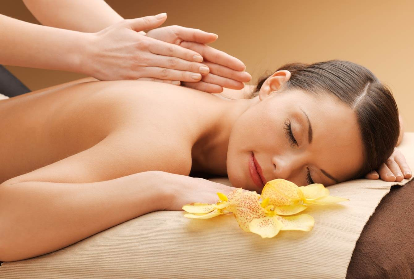 redolence aromatic back massage